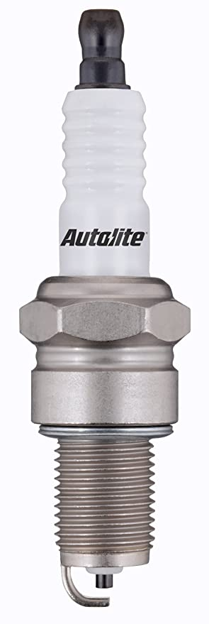 Autolite 63 Copper Resistor Spark Plug, Pack of 1