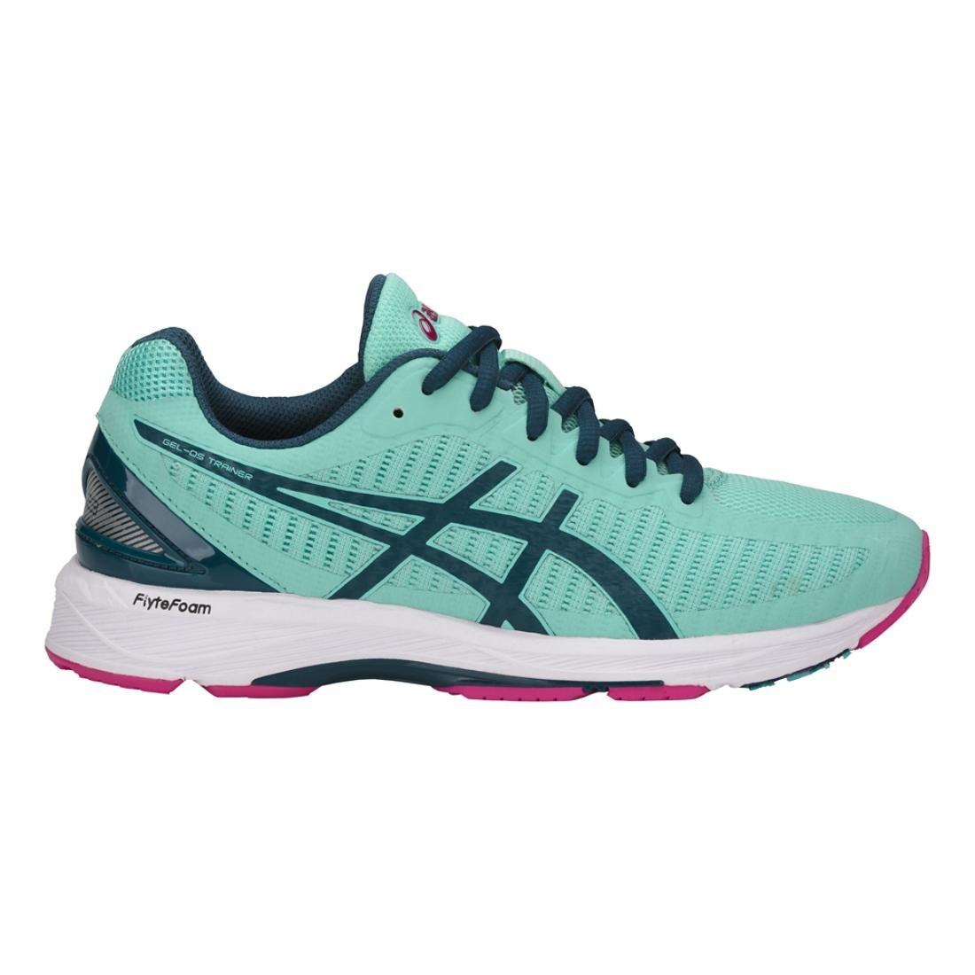 ASICS Womens Gel-DS Trainer 23 B071S6VH4Q 6.5 B(M) US|Aruba Blue/Ink Blue/Fuchsia Purple