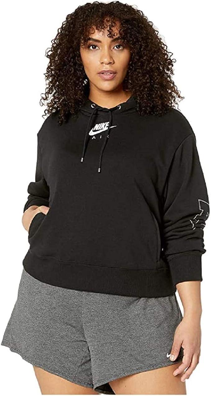 Nike Plus Size NSW Air Hoodie Fleece
