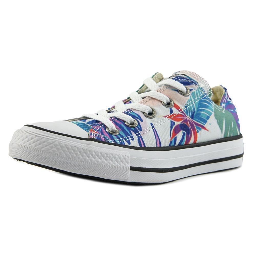 ca6e51057b4e Galleon - Converse Unisex Chuck Taylor Tropical Print Shoe (Low) Fresh  Cyan Magenta White Men s 5.5 Women s 7.5