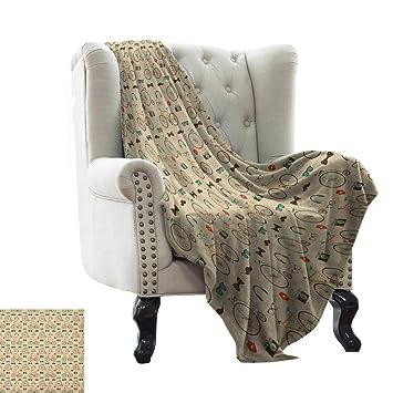 Amazon.com: Anyangeight - Manta suave, tamaño king, diseño ...