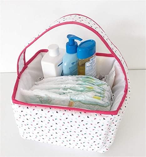 meilleur service 82ead 3ac19 Panier table à langer - panier rangement chambre bébé en ...