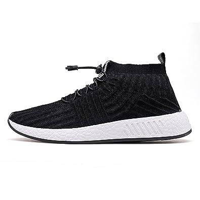 Chaussures de course pour hommes loisirs respirant chaussures de sport lacets sneaker chaussures confortables 5KR9PZvsj