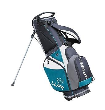 Masters Golf - wr850 resistente al agua palos de golf negro ...