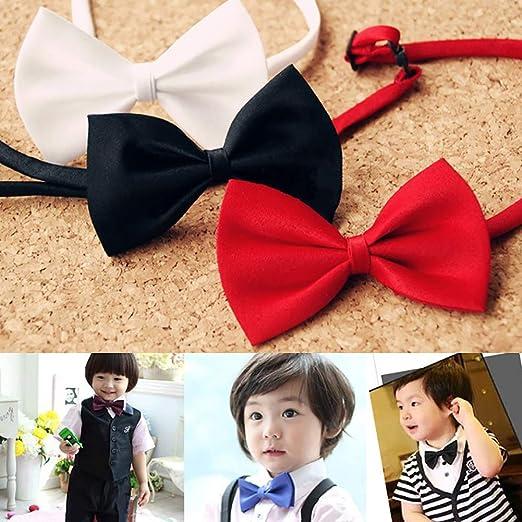 Profusion Circle Baby Kids Tie Corbata Ajustable Bowtie Accesorios ...
