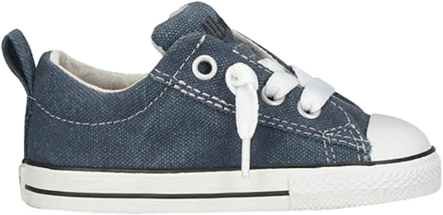 Converse Kids' Chuck Taylor All Star Street Ox (Infant