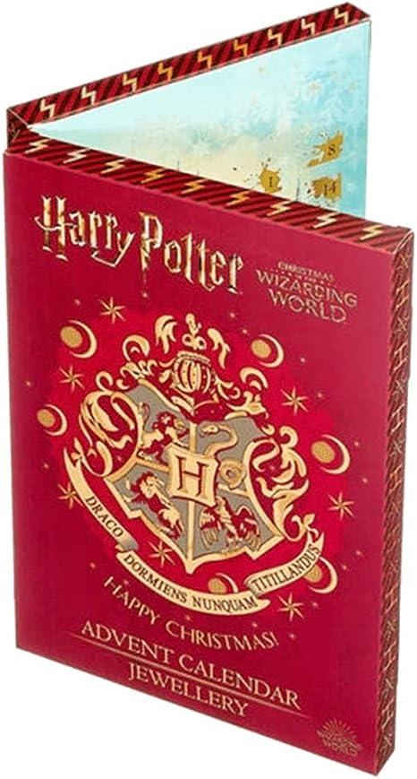 Harry Potter Joyería Calendario De Adviento: Amazon.es: Juguetes y ...