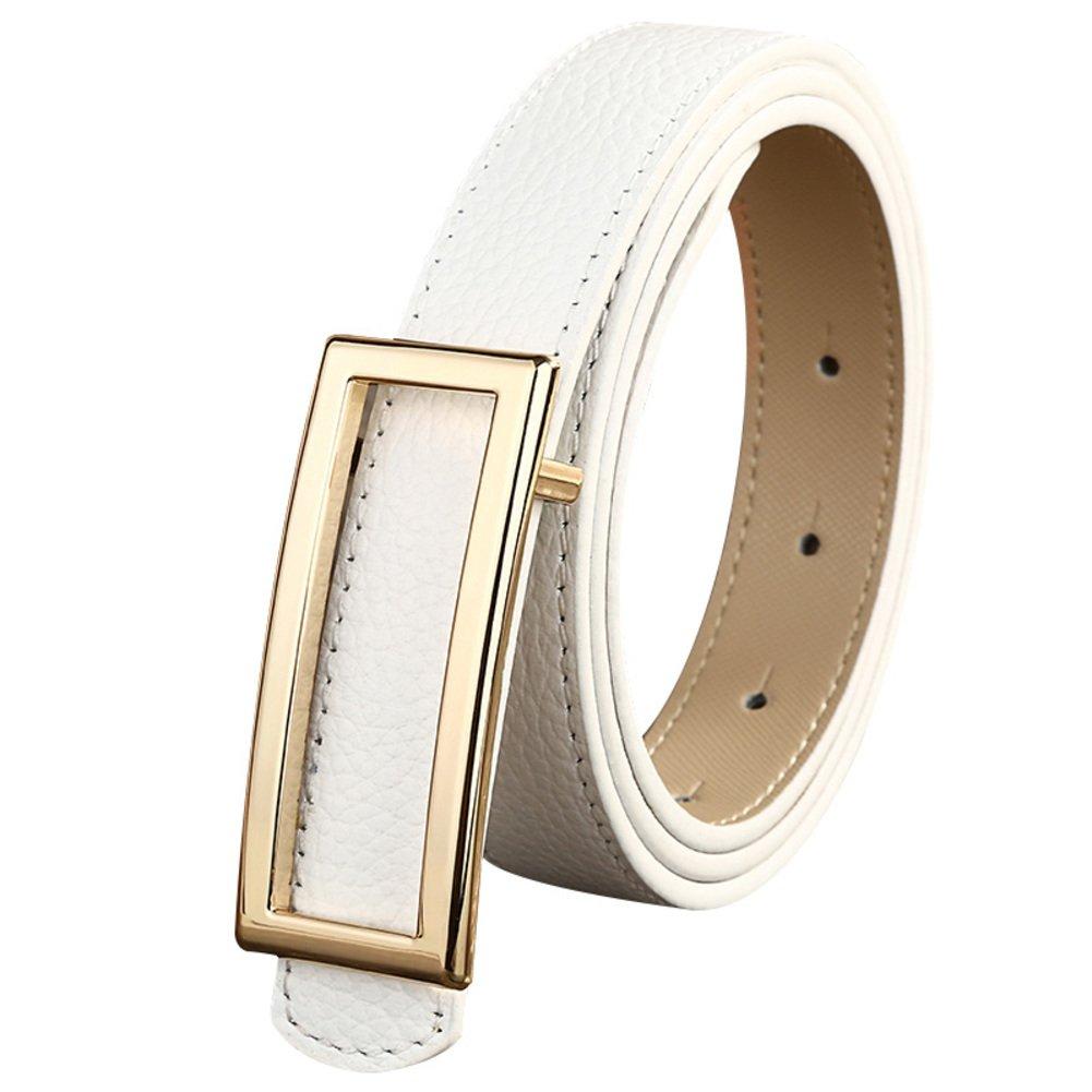JIEJING Ladies Decoration Belt,Simple Stylish Wild Leisure Belt