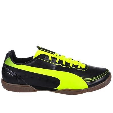 PUMA Evospeed 52 IT - 10287901 - Color Black-Yellow - Size: 11.5
