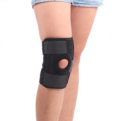 9eb5aeda36 Juemenzhe Knee Brace Support Sleeve for Arthritis, Meniscus Tear, ACL,  Running, Basketball