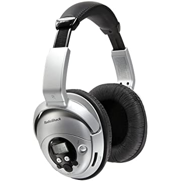 top selling RadioShack Stereo Headset