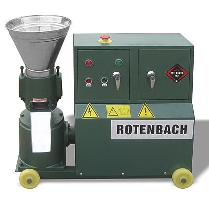 Rotenbach–Prensa para Pellets ...