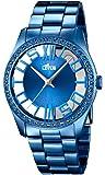 Lotus - 18251/1 - Montre Femme - Quartz - Analogique - Bracelet Acier inoxydable Bleu