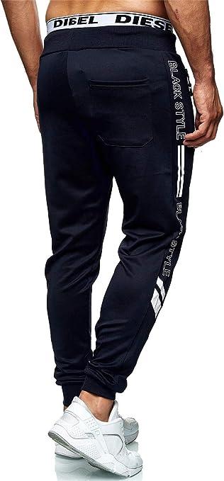 C-IN-C Herren Jogginghose Sporthose Trainingshose Sports Hose Fitness Modell 1421