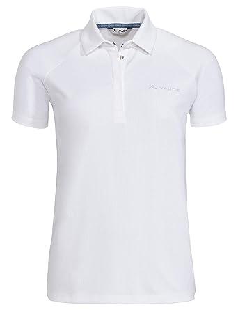 VAUDE Skomer Polo T-Shirt, Mujer: Amazon.es: Ropa y accesorios