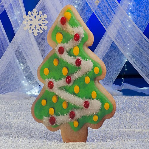 Shindigz Christmas Cookie Tree Standee Holiday Party -