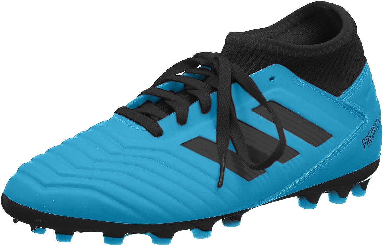 adidas Boys Soccer Shoes Predator 19.3 Artificial Grass Football Boots (EU 36 2/3 - UK 4 - US 4.5)