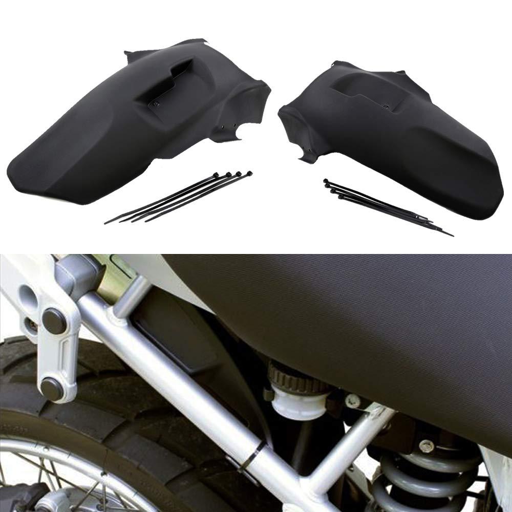 Artudatech Front Hugger Wheel Cover Beak Extension For Yamaha MT-09 FJ-09 Tracer 2015-2018