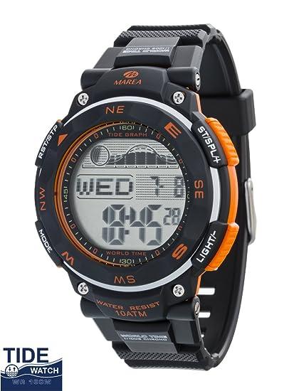 Reloj Marea Hombre B40179/1 Aquático Deportivo Tide Watch