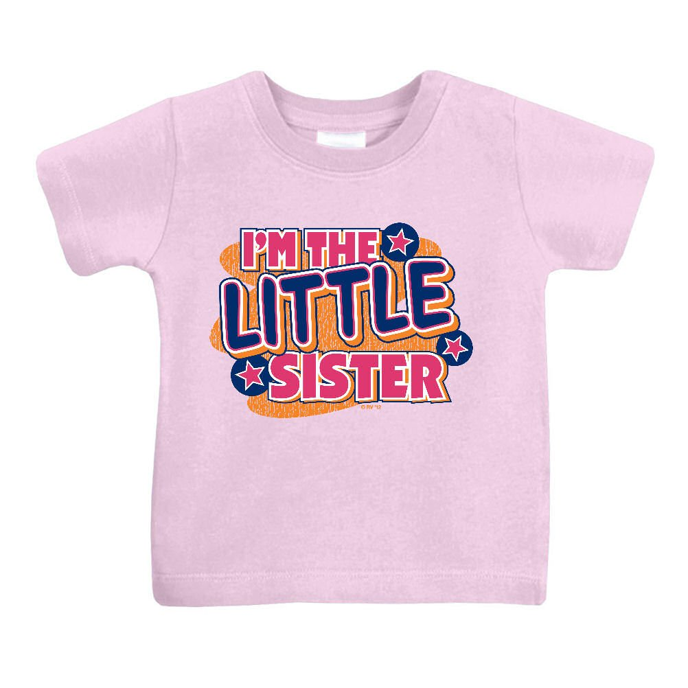 d275d8636 Amazon.com: I'm The Big Sister/Little Sister/Big Brother/Little Brother T- Shirts: Clothing
