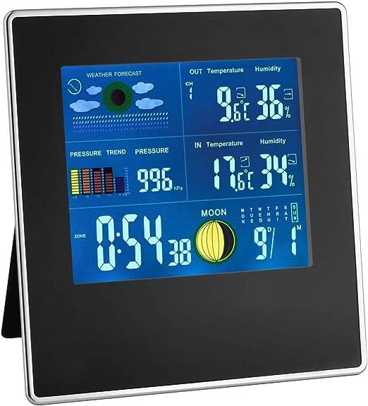 TFA 35.1126 - Estación meteorológica Digital con Sensor Remoto: Amazon.es: Jardín