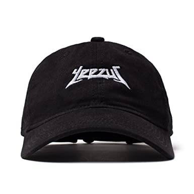 2b194b6258491 Amazon.com  AA Apparel Yeezus Tour Glastonbury Dad Hat Kanye West Yeezy ( Black)  Clothing