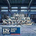 Bosch-Professional-Sistema-Trapano-Avvitatore-GSR-12V-15-Batteria-2×20-e-Caricabatterie-Set-Accessori-39-Pezzi-in-Borsa-Edizione-Amazon