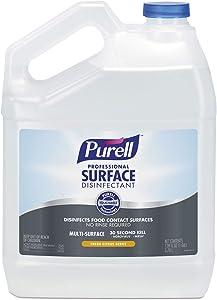 Professional Surface Disinfectant, Fresh Citrus, 1 gal Bottle