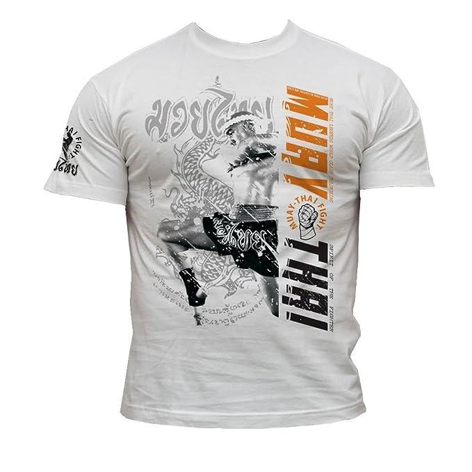 Dirty Ray Muay Thai camiseta hombre K71 (S)