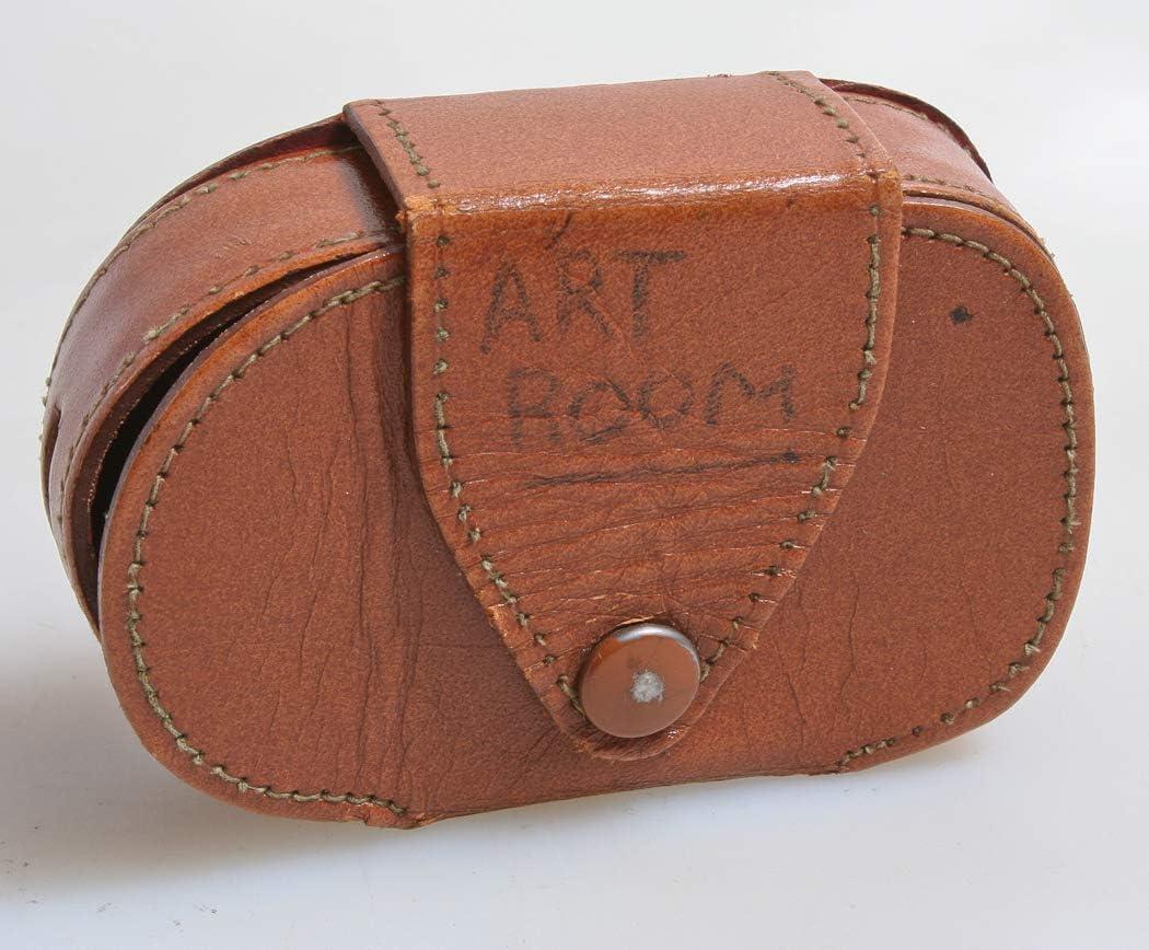 Weston Light Meter Brown Leather CASE FOR WESTON MASTER II Model 736