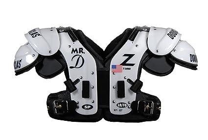 1f08a1dc5 Amazon.com   Douglas SP Mr DZ LB FB Shoulder Pad   Sports   Outdoors