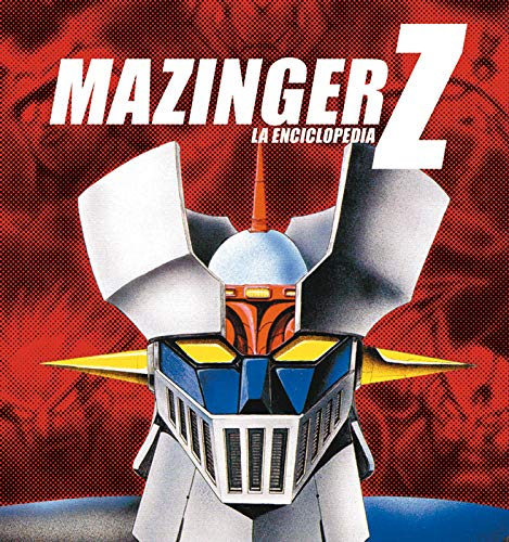 Mazinger Z La enciclopedia (Manga Books)