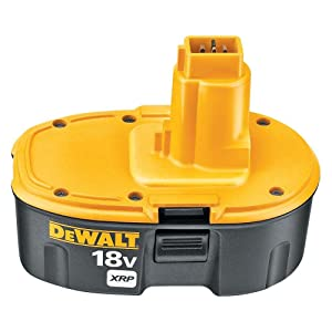 Dewalt Heavy-duty XRP 18 Volt Batery Pack