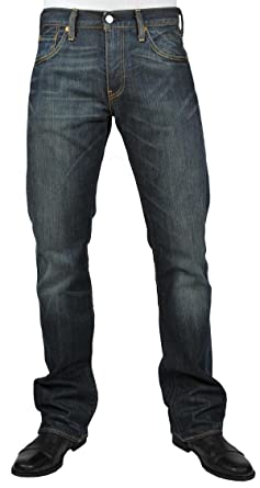 30 dusty Black Homme W 34 L 0015 Amazon Levi's Blau Jeans qx8wtA