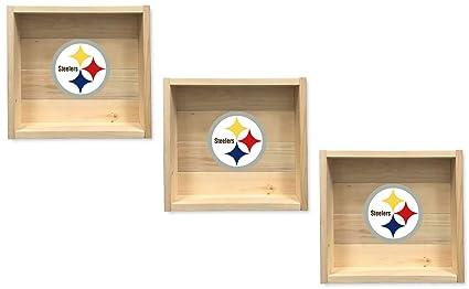Amazoncom Wood Shadow Boxshelf 3 Piece Set Featuring The Choice
