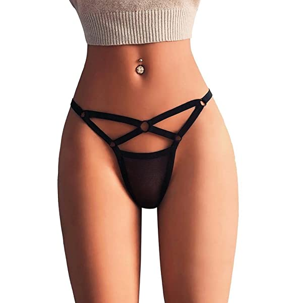wholesale dealer ce41e d5792 ZEZKT-Fashion Damen Unterhosen - Frauen Tanga G-String ...