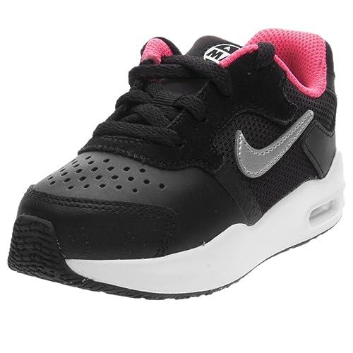 Nike AIR Max Guile (TD), Pantoufles Mixte bébé, Noir (Black