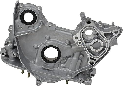 Odyssey 2.2L L4 SOHC Naturally Aspirated designation F22B2,F22B6,F22A1 DNJ Oil Pump OP219 For 90-95 Honda//Accord