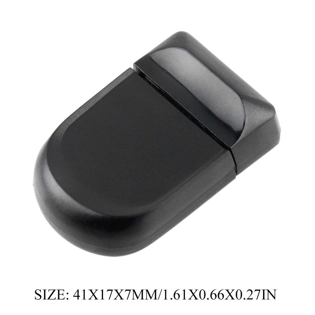 WEIHAN Chiavetta USB 2.0 di grandi dimensioni per chiavetta USB 2.0 di grandi dimensioni con chiavetta USB per PC portatile