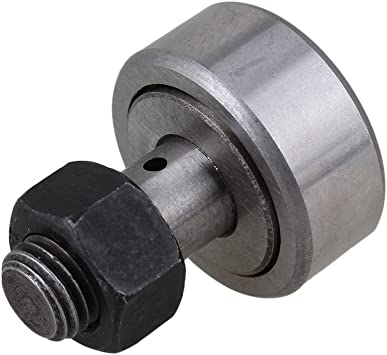 CNBTR KR32 Cam Follower Stud Type Needle Roller Bearing M12 Thread Type Bearings 32mm Dia Rod