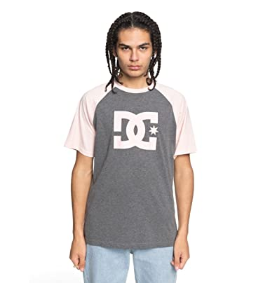 c72a18ce5019 DC Shoes Star - T-Shirt for Men EDYZT03802: DC Shoes: Amazon.co.uk: Clothing