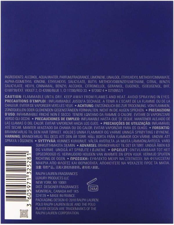 Ralph Lauren - Eau de toilette ultra blue 125 ml: Amazon.es: Belleza