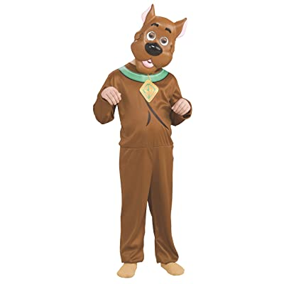 Scooby-Doo Costume Set One Color (4-6): Toys & Games