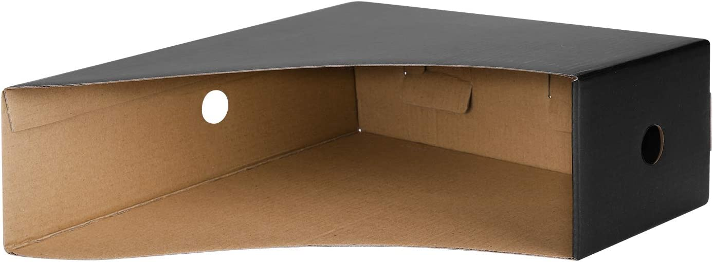 raccoglitori verticali organizer da scrivania ufficio per documenti Itoda biblioteca Confezione da 3 pezzi. in cartone confezione da 5 portariviste impermeabili divisori per scuola casa