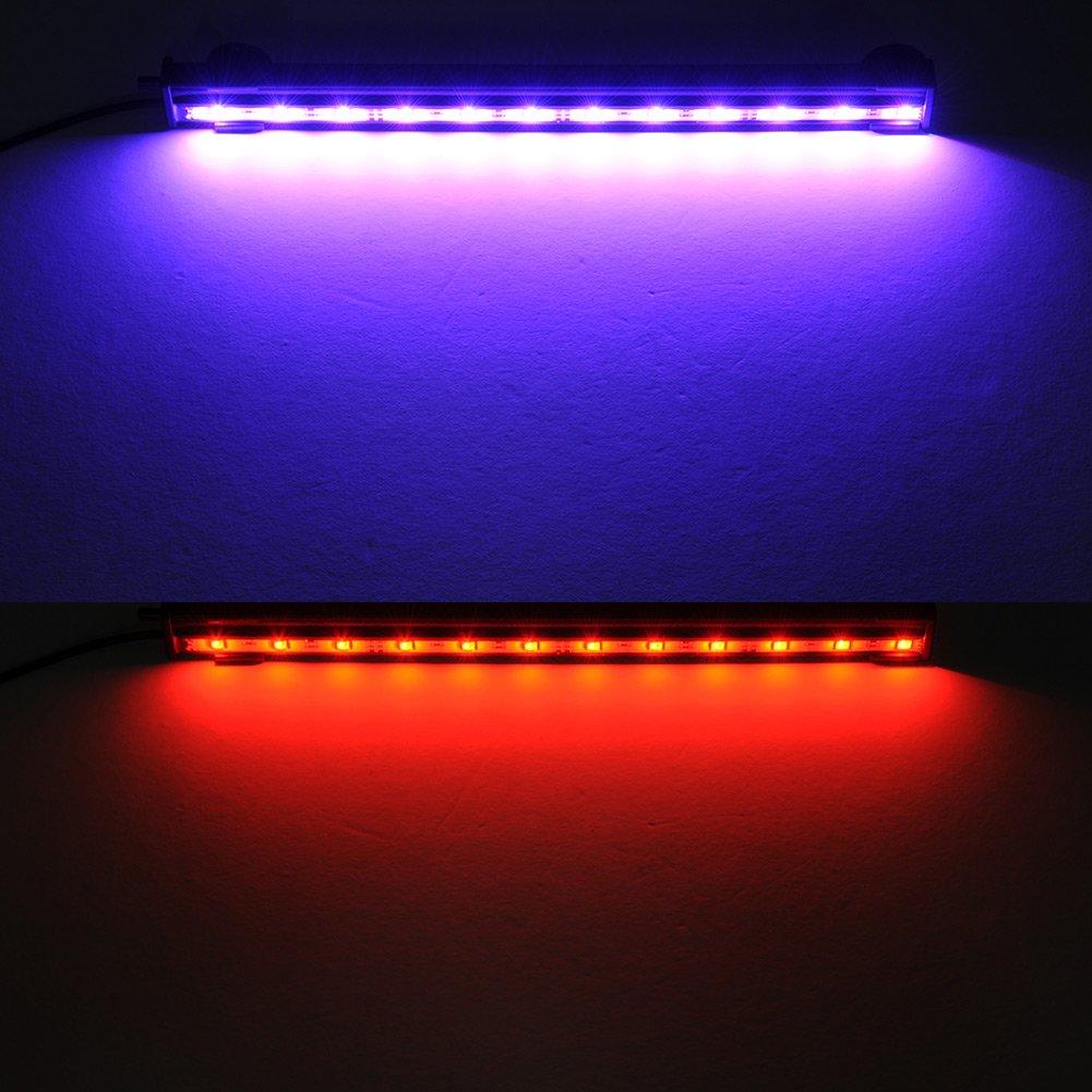 Crzdeal® Underwater Aquarium LED Light Bar Flood Light Strip ...