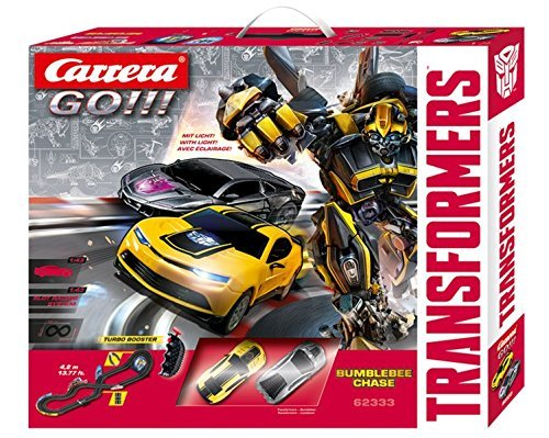Carrera Transformers Bumblebee Chase by Carrera USA