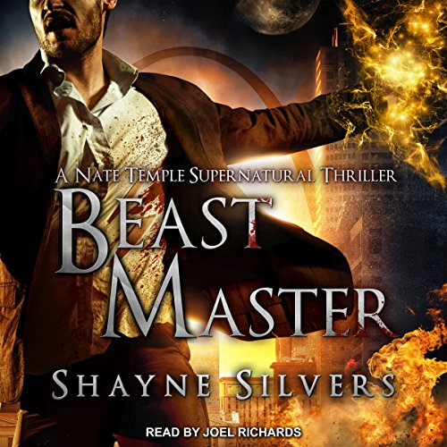 Beast Master: The Temple Chronicles, Book 5 by Tantor Audio