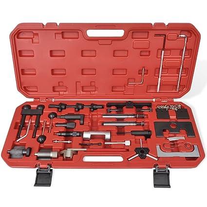 Weilandeal Kit de herramienta de ajuste de bloqueo Diesel y gasolina Herramientas de distribucionVolkswagen Bora,