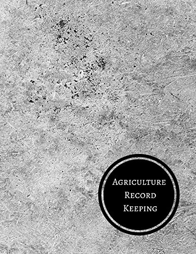 Agriculture...