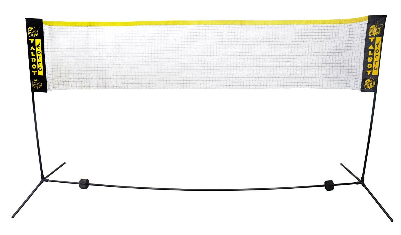 Talbot Torro Bisi Badminton Net & Post Set - 449590
